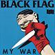 Rock/Pop Black Flag - My War