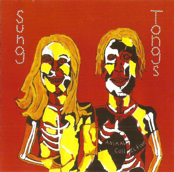 Rock/Pop Animal Collective - Sung Tongs