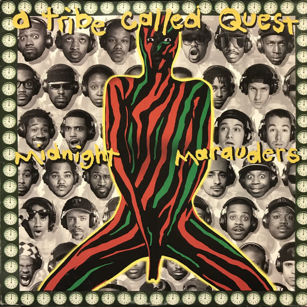 Hip Hop/Rap A Tribe Called Quest - Midnight Marauders