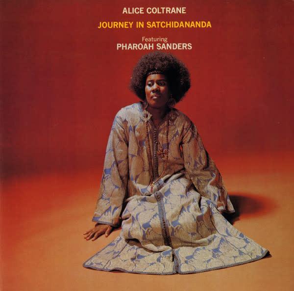 Jazz Alice Coltrane - Journey In Satchidananda (Feat. Pharoah Sanders)