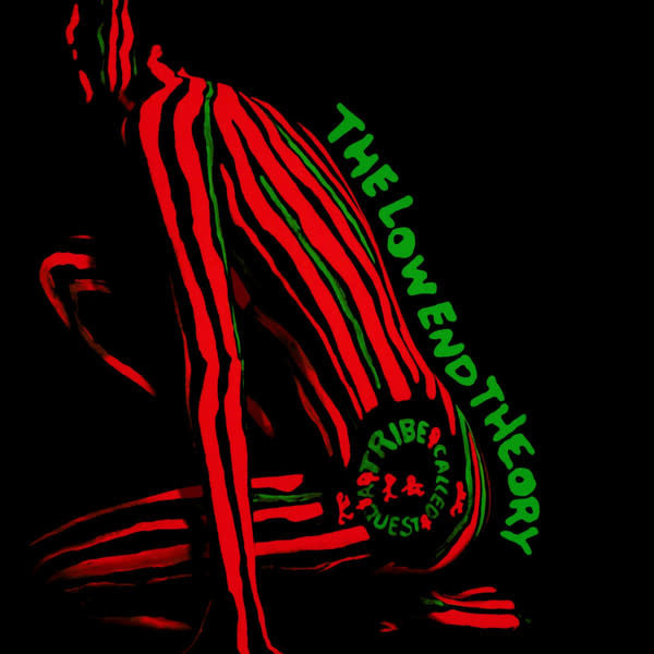 Hip Hop/Rap A Tribe Called Quest - The Low End Theory