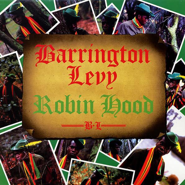 Reggae/Dub Barrington Levy - Robin Hood
