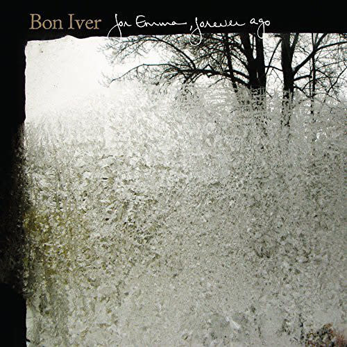 Rock/Pop Bon Iver - For Emma, Forever Ago