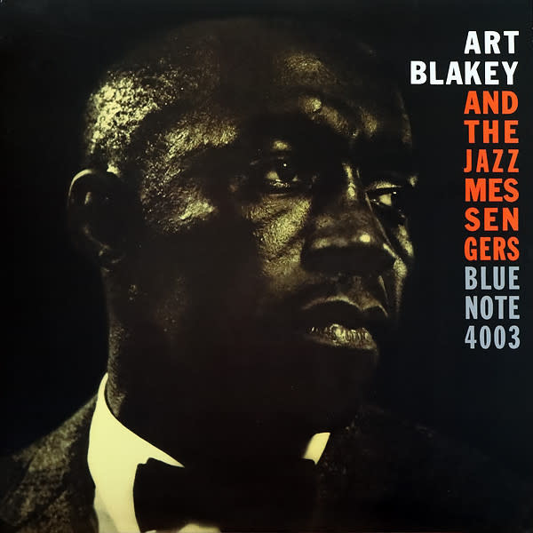 Jazz Art Blakey & The Jazz Messengers - S/T (Moanin')