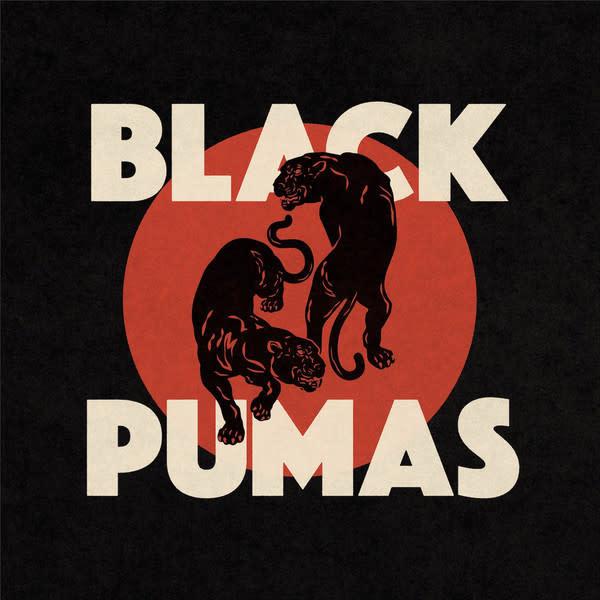 R&B/Soul/Funk Black Pumas - S/T (White Vinyl)