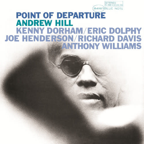 Jazz Andrew Hill - Point Of Departure
