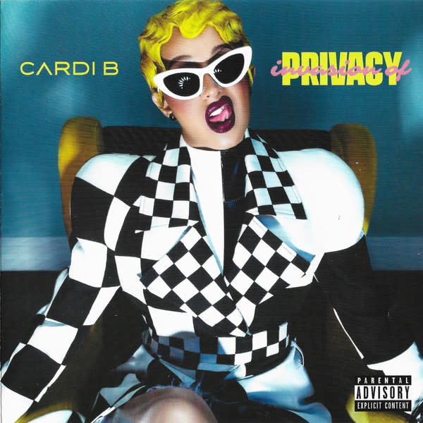 Hip Hop/Rap Cardi B - Invasion Of Privacy