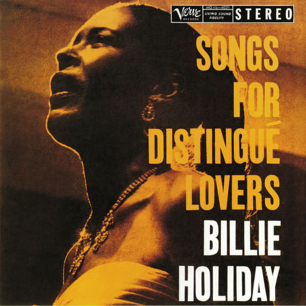 Jazz Billie Holiday - Songs For Distingue Lovers
