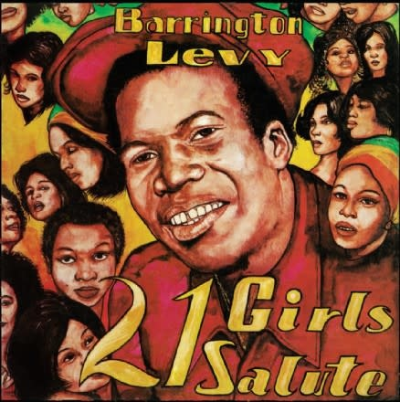 Reggae/Dub Barrington Levy - 21 Girls Salute