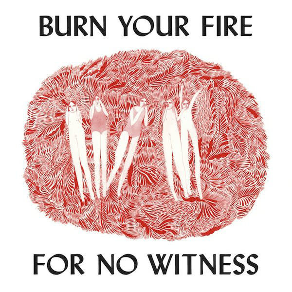 Rock/Pop Angel Olsen - Burn Your Fire For No Witness