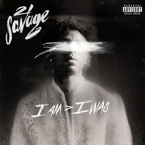 Hip Hop/Rap 21 Savage - I Am > I Was