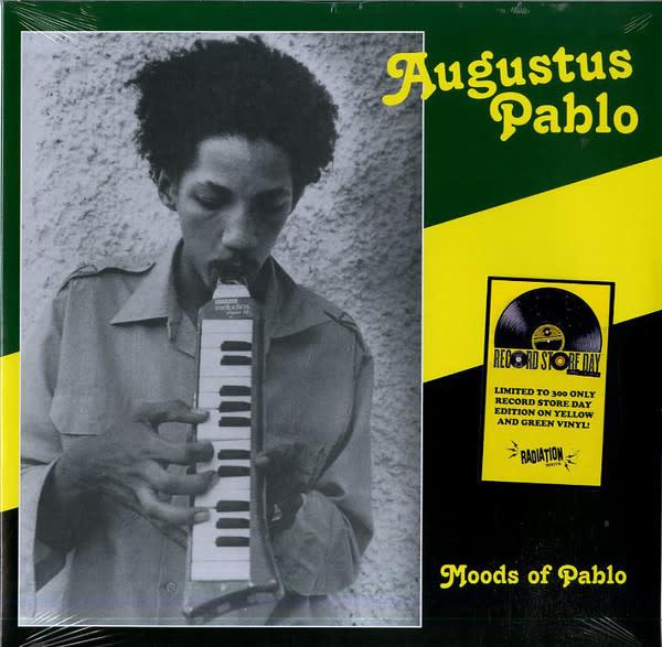 Reggae/Dub Augustus Pablo - Moods Of Pablo (Yellow & Green Vinyl)