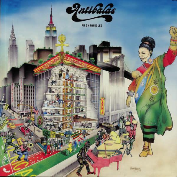 R&B/Soul/Funk Antibalas - Fu Chronicles