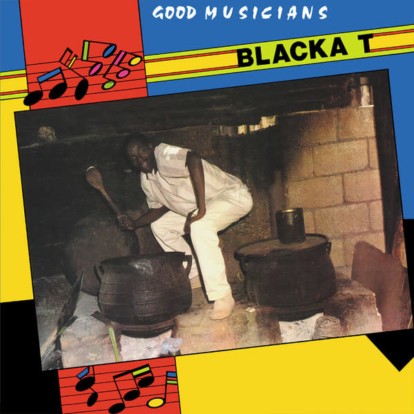 Reggae/Dub Blacka T - Good Musicians