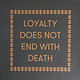 Experimental Carl Abrahamsson & Genesis Breyer P-Orridge - Loyalty Does Not End With Death