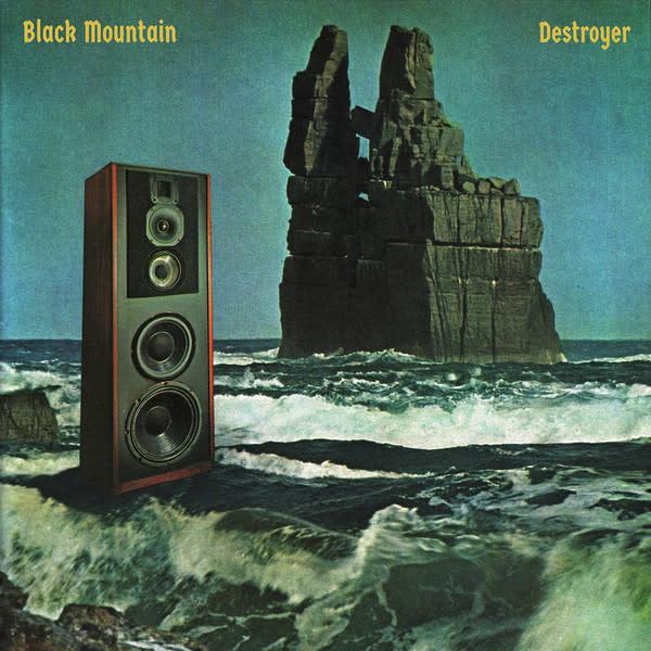 Rock/Pop Black Mountain - Destroyer (Coke Bottle Vinyl)