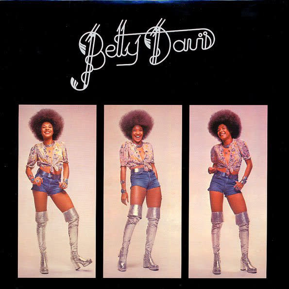 R&B/Soul/Funk Betty Davis - S/T