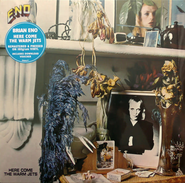 Rock/Pop Brian Eno - Here Come The Warm Jets