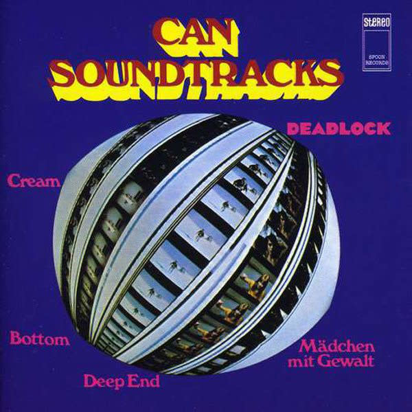 Krautrock Can - Soundtracks