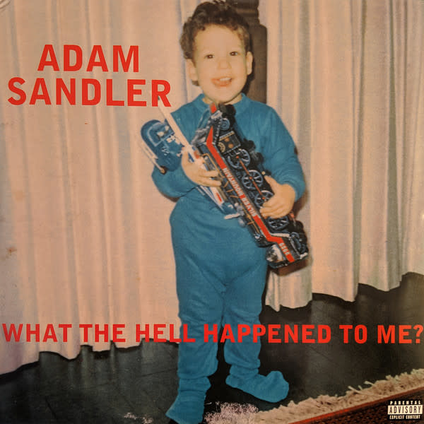 Comedy Adam Sandler - What The Hell Happened To Me?