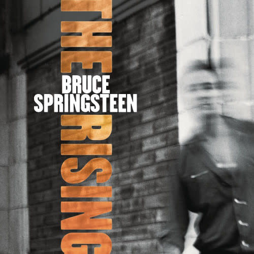 Rock/Pop Bruce Springsteen - The Rising (Price Reduced: bottom corner sleeve dent)
