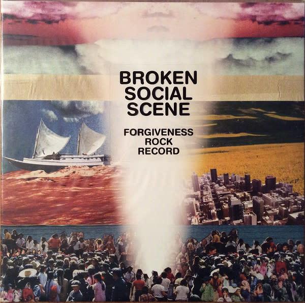 Rock/Pop Broken Social Scene - Forgiveness Rock Record