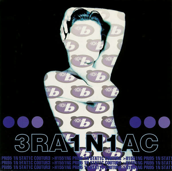 Rock/Pop Brainiac - Hissing Prigs In Static Couture (Coloured Vinyl)