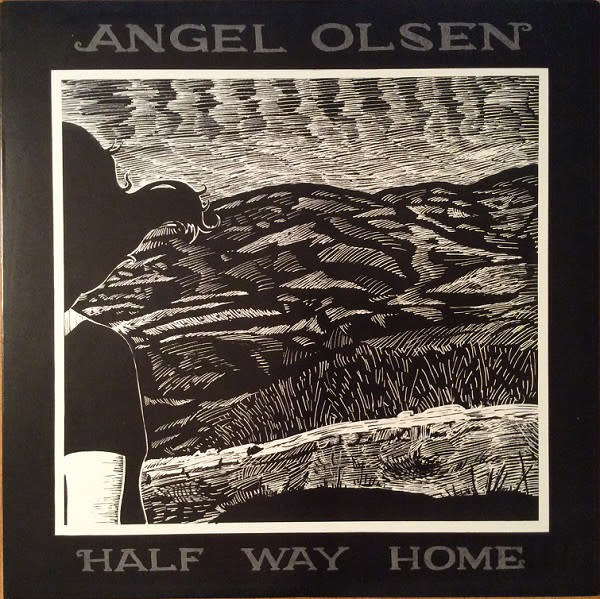 Rock/Pop Angel Olsen - Half Way Home