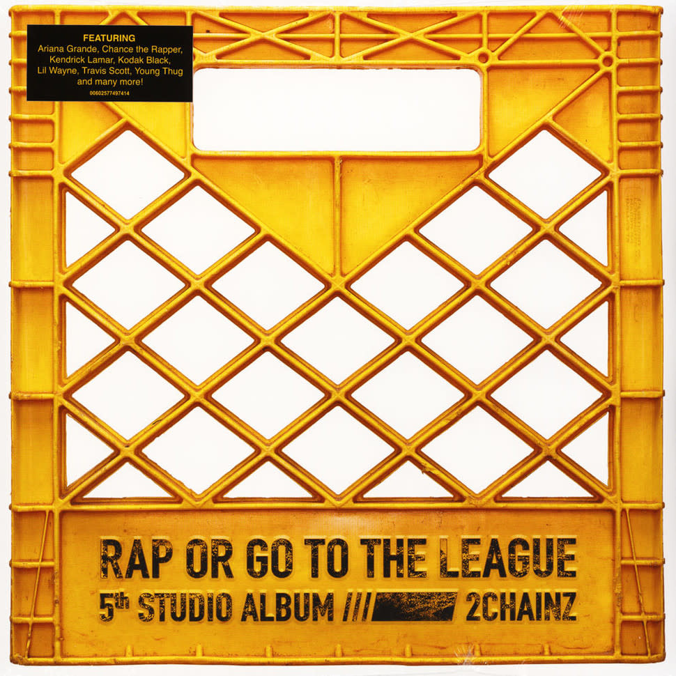 Hip Hop/Rap 2 Chainz - Rap Or Go To The League