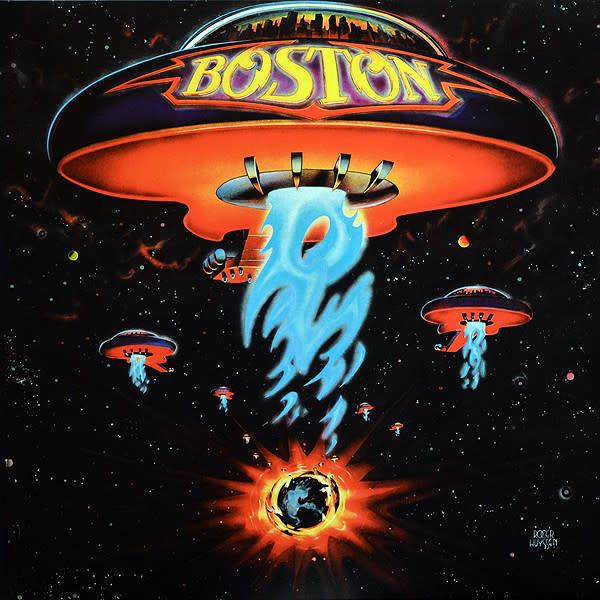 Rock/Pop Boston - S/T