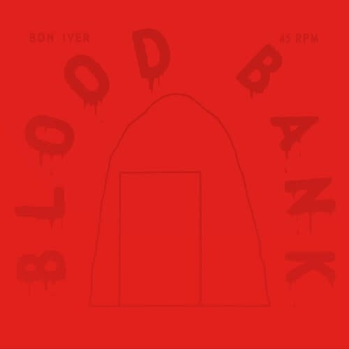Rock/Pop Bon Iver - Blood Bank EP (10th Anniversary Edition (Red Vinyl)