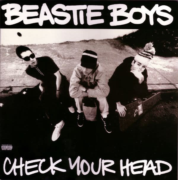 Hip Hop/Rap Beastie Boys - Check Your Head (Price Reduced: crease on back cover)