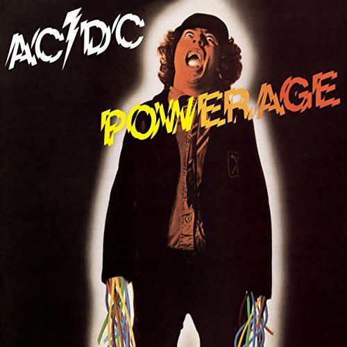 Rock/Pop AC/DC - Powerage