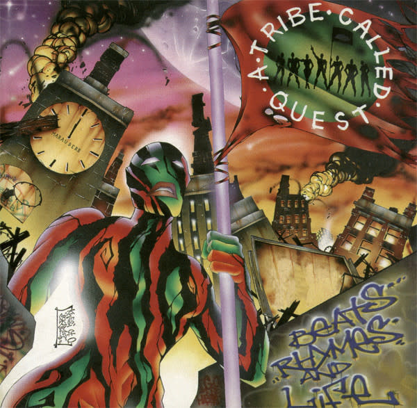 Hip Hop/Rap A Tribe Called Quest - Beats, Rhymes And Life