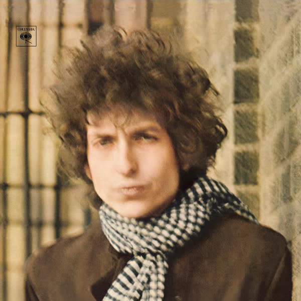Rock/Pop Bob Dylan - Blonde On Blonde (Mono)