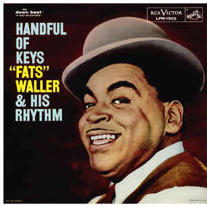 "Jazz ""Fats"" Waller & His Rhythm - Handful Of Keys (VG+)"