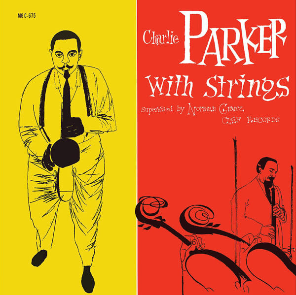 Jazz Charlie Parker - With Strings