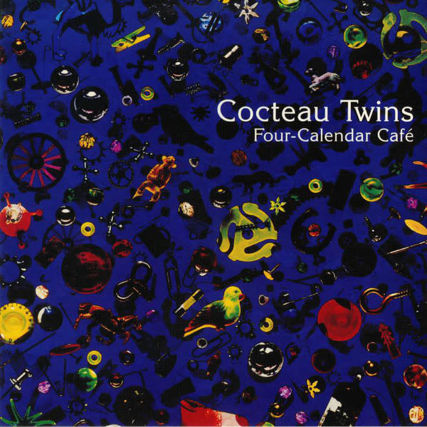 Rock/Pop Cocteau Twins - Four-Calendar Cafe