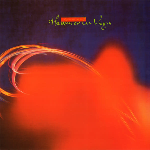 Rock/Pop Cocteau Twins - Heaven Or Las Vegas