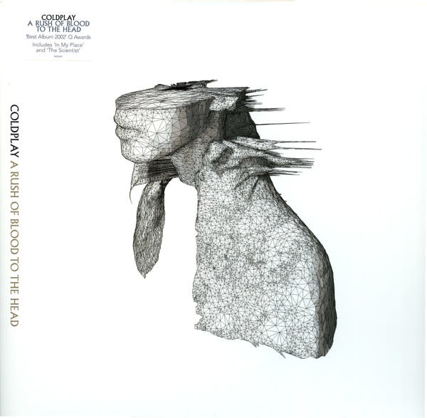 Rock/Pop Coldplay - A Rush Of Blood To The Head