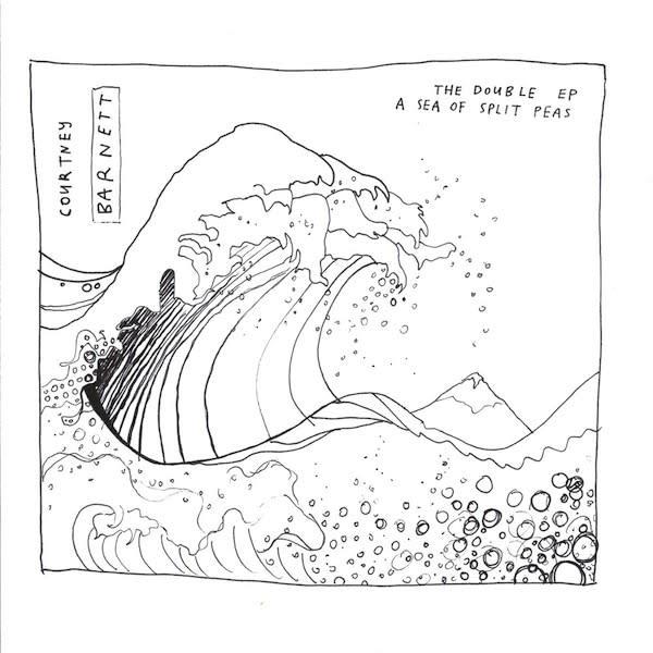 Rock/Pop Courtney Barnett - The Double EP: A Sea Of Split Peas