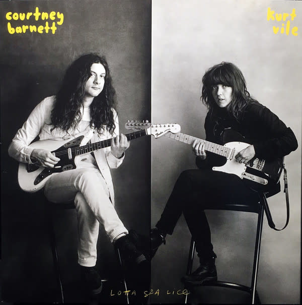 Rock/Pop Courtney Barnett And Kurt Vile - Lotta Sea Lice