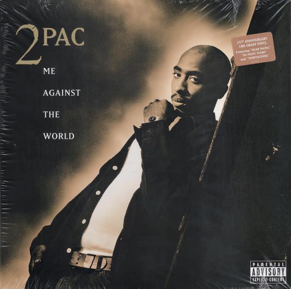 Hip Hop/Rap 2Pac - Me Against The World