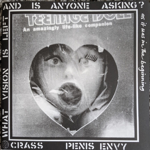 Rock/Pop Crass - Penis Envy