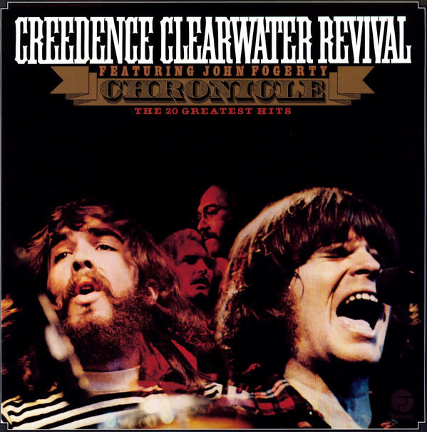Rock/Pop Creedence Clearwater Revival - Chronicle: The 20 Greatest Hits