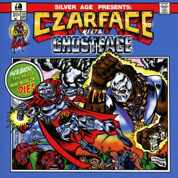 Hip Hop/Rap Czarface Meets Ghostface