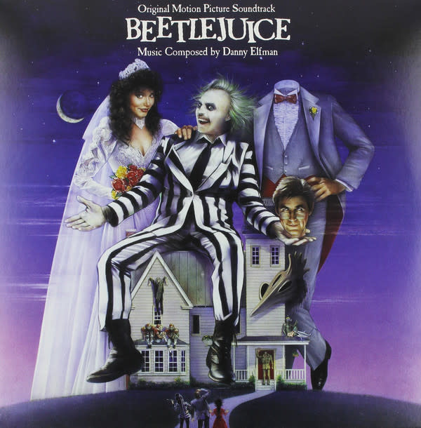 Soundtracks Danny Elfman - Beetlejuice (Soundtrack)