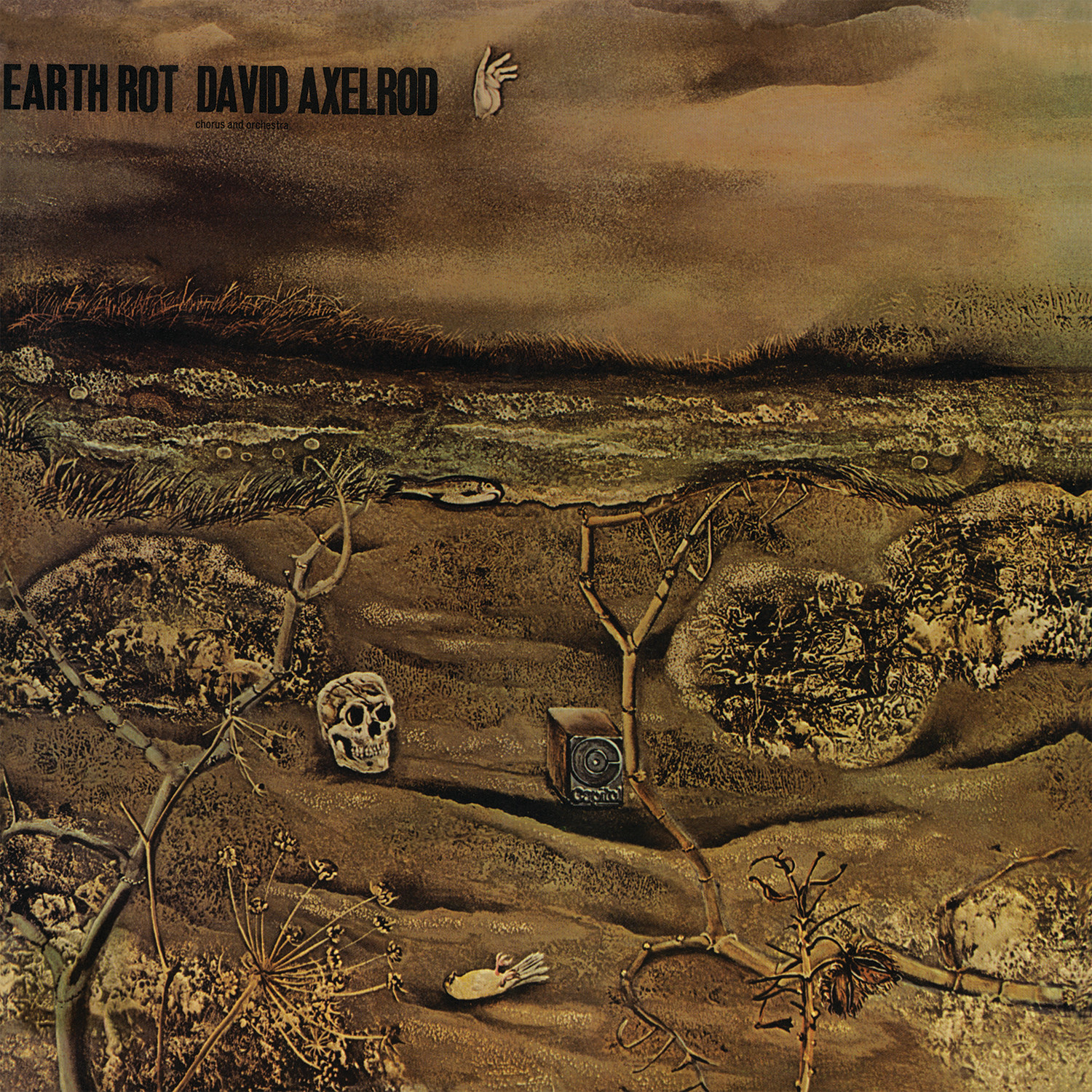 Jazz David Axelrod - Earth Rot (Audiophile Reissue)