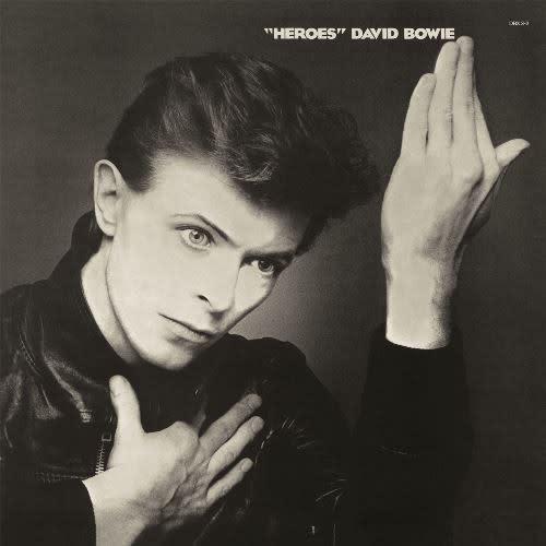 "Rock/Pop David Bowie - ""Heroes"""