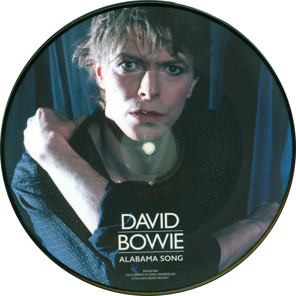 "Rock/Pop David Bowie - Alabama Song (40th Ann. 7"" Picture Disc)"